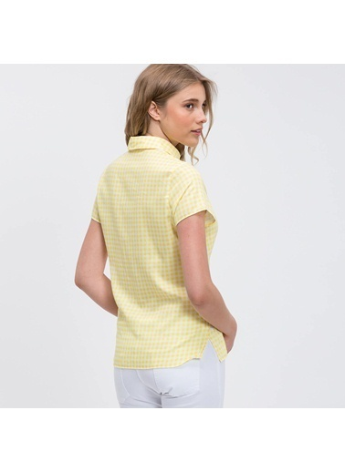 Kısa Kollu Gömlek-Lacoste